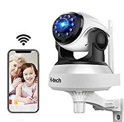 caméras de videosurveillance pour une meilleure sécurité