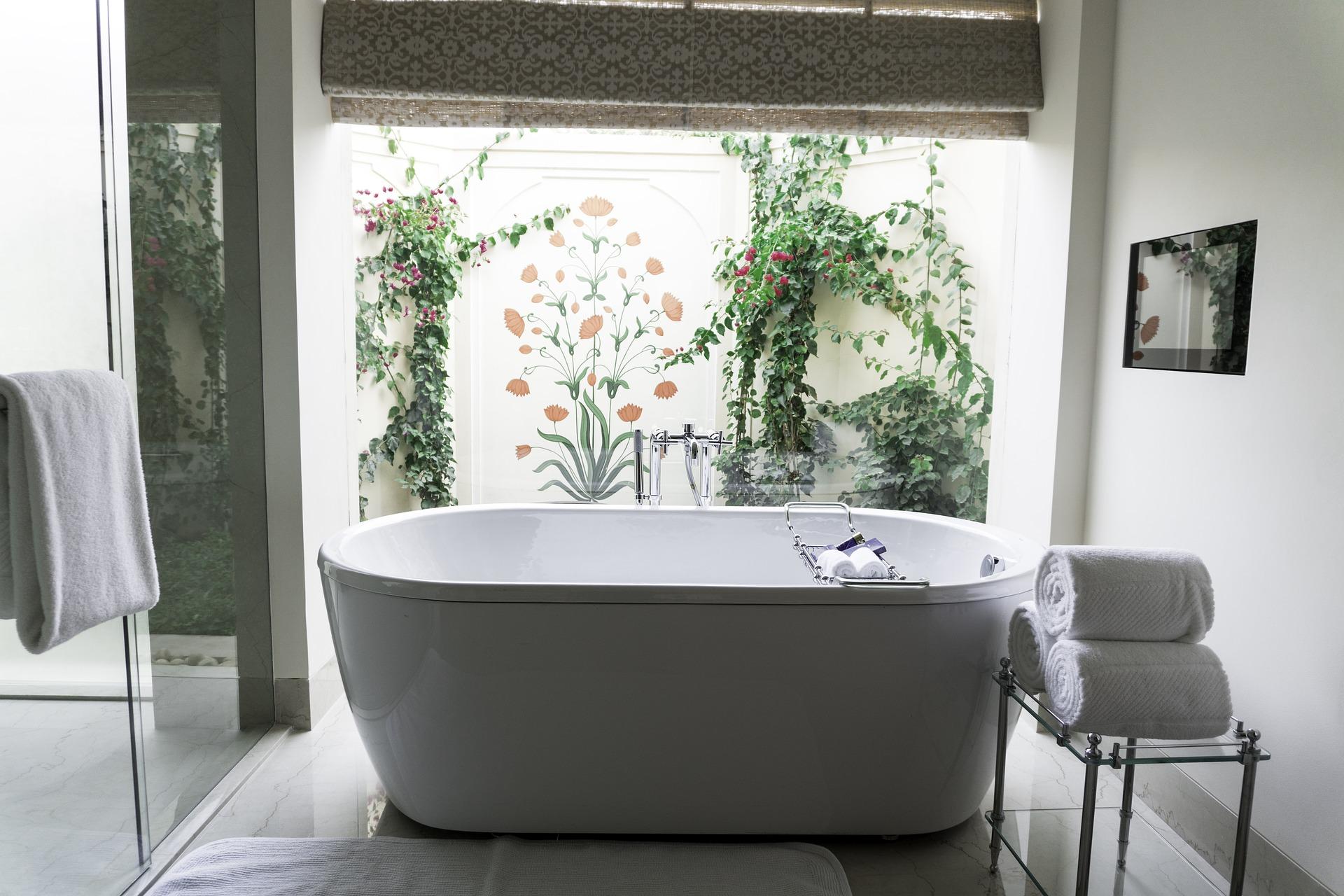 Egayer une salle de bain sans faire de rénovations