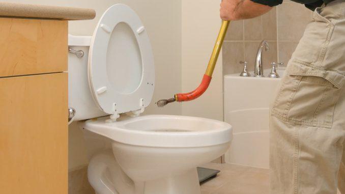 Toilettes-bouchées