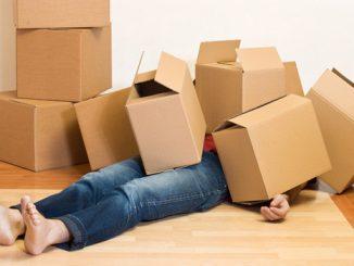 plannification déménagement