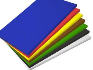 planche à découper polyéthylène sur mesure