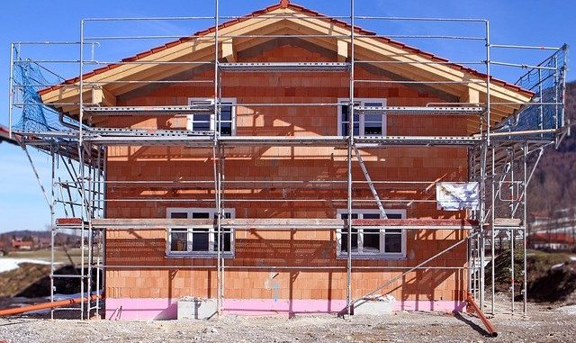 agrandir une maison